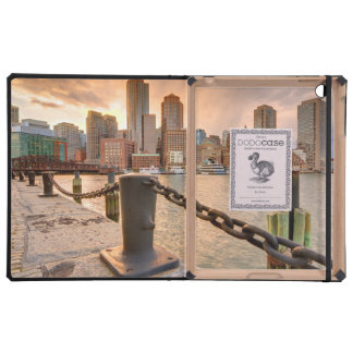 Skyline of Financial District of Boston Cases For iPad