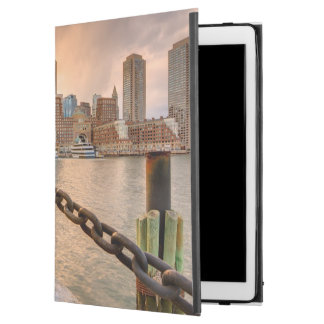 "Skyline of Financial District of Boston iPad Pro 12.9"" Case"
