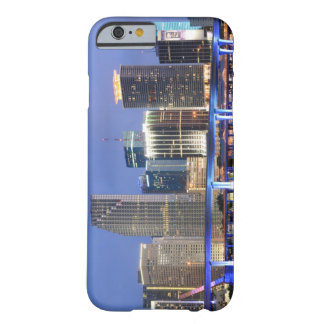 Skyline of Miami Barely There iPhone 6 Case