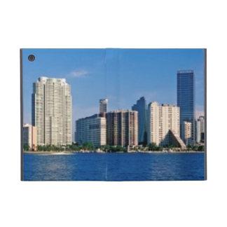 Skyline of Miami, Florida Covers For iPad Mini