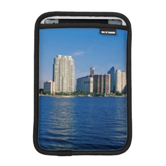 Skyline of Miami, Florida iPad Mini Sleeve