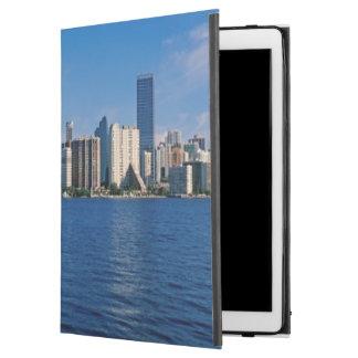 "Skyline of Miami, Florida iPad Pro 12.9"" Case"