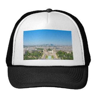 Skyline of Paris Cap