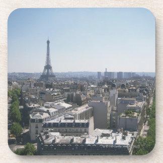 Skyline of Paris, France Coaster