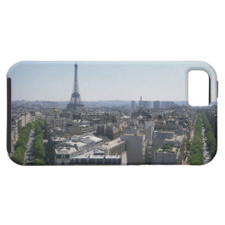 Skyline of Paris, France iPhone 5 Covers