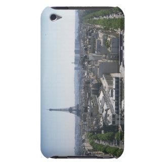Skyline of Paris, France iPod Touch Case