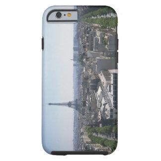 Skyline of Paris, France Tough iPhone 6 Case