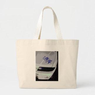 Skyline R33 Pop Art Large Tote Bag