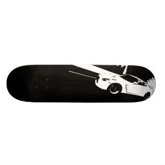 Skyline Rolling Shot 21.3 Cm Mini Skateboard Deck