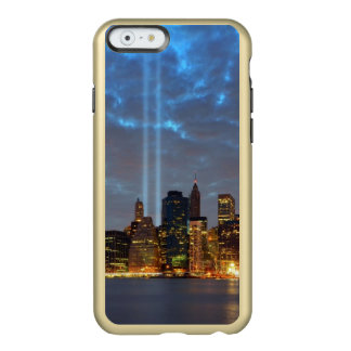 Skyline view of city in night. incipio feather® shine iPhone 6 case