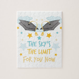 Skys The Limit Jigsaw Puzzle