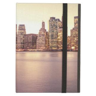 Skyscraper Skyline - New York City Sunset iPad Folio Cases