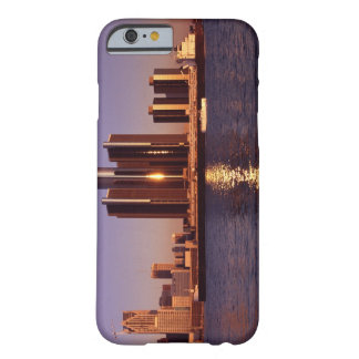 Skyscrapers by the water in Detroit 2 Barely There iPhone 6 Case