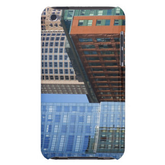 Skyscrapers, Fort Point Channel, Boston iPod Touch Case