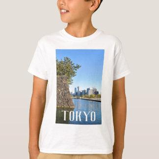 Skyscrapers in Tokyo, Japan T-Shirt