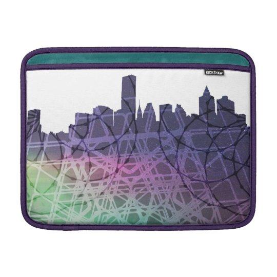 Skyscrapers MacBook Sleeve