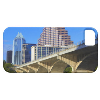 Skyscrapers of Downtown Austin and Colorado iPhone 5 Case