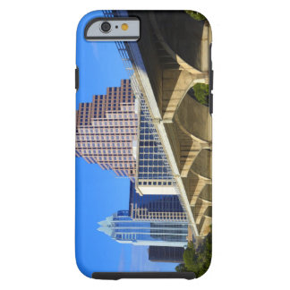 Skyscrapers of Downtown Austin and Colorado Tough iPhone 6 Case