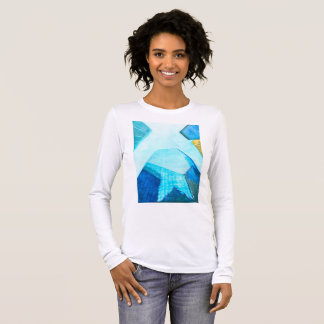 Skyscrapers of New York City I Long Sleeve T-Shirt