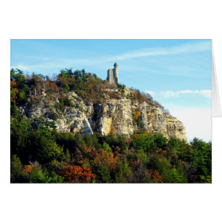 Skytop Tower in the Fall Greeting Card