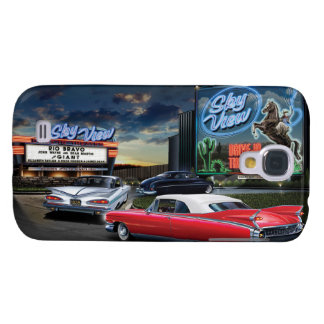Skyview Drive In Galaxy S4 Case