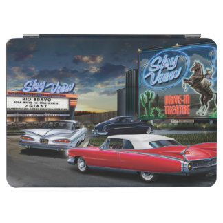 Skyview Drive In iPad Air Cover