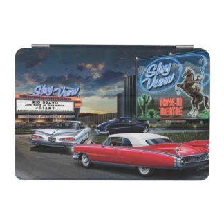 Skyview Drive In iPad Mini Cover