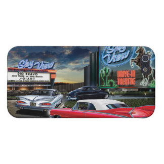 Skyview Drive In iPhone 5 Case