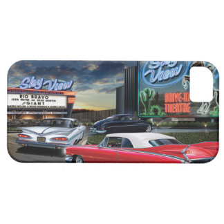 Skyview Drive In iPhone 5 Cover