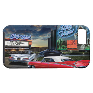Skyview Drive In iPhone 5 Covers