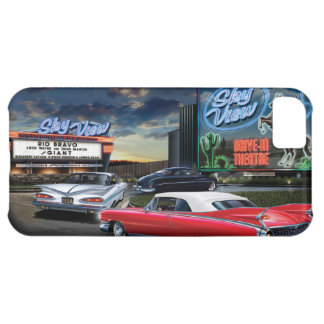 Skyview Drive In iPhone 5C Case