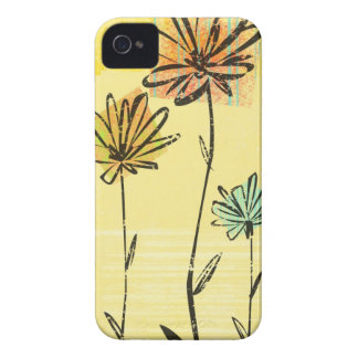 Skyward Flowers Case-Mate iPhone 4 Cases