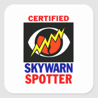 Skywarn Sticker