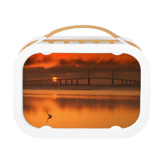 Skyway Bridge Lunch Box