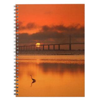 Skyway Bridge Notebooks