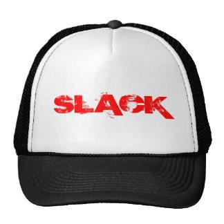 SLACK CAP