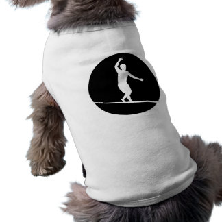 Slackline Sleeveless Dog Shirt