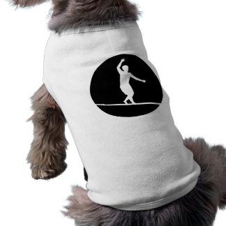 Slackline Sleeveless Dog Shirt