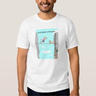 Slackline Standoff Shirts