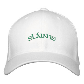 Sláinte - cap embroidered hats