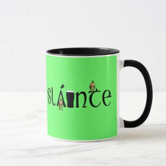 Slainte Gaelic Mug