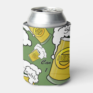 Sláinte! (Health) Happy St. Patrick's Day Can Cooler