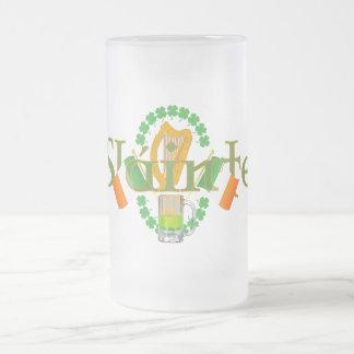 "Slainte Irish Toast ""Health"" St Patricks Day gifts Mug"