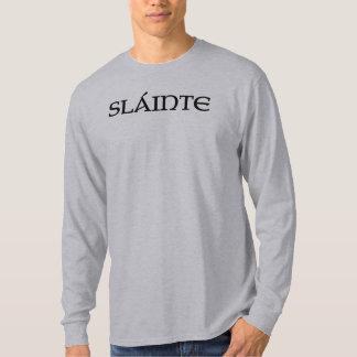 Slainte & Poem T-Shirt
