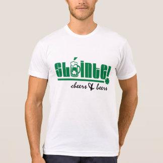 Sláinte. St. Patrick's Day T- Shirts