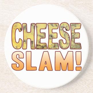 Slam Blue Cheese Coaster