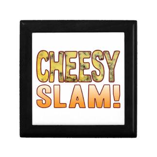 Slam Blue Cheesy Gift Box