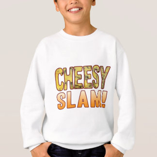 Slam Blue Cheesy Sweatshirt