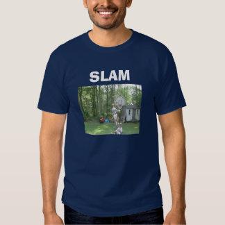 SLAM Blue T-shirt