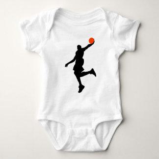 Slam Dunk Baby Bodysuit